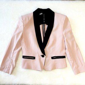 Walter Baker Light Pink Blazer